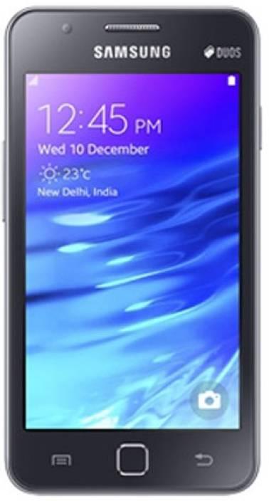 Samsung Z1 (Black, 4096 MB)