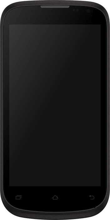 Micromax Canvas Elanza A93 (Black, 4 GB)