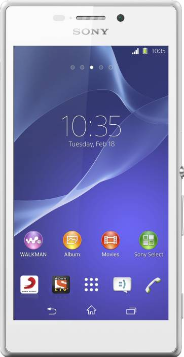 Sony Xperia M2 Dual White 8 Gb Online At Best Price Only On