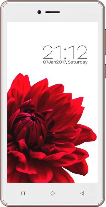 Zen Cinemax 4G (Rose & Gold, 16 GB)
