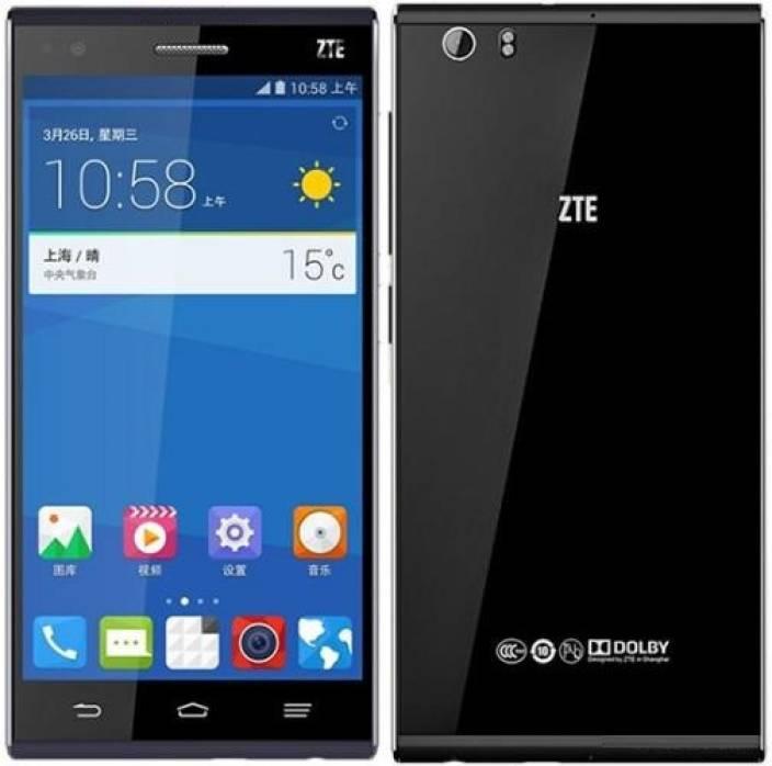 ZTE Star 1 (Black, 16 GB)