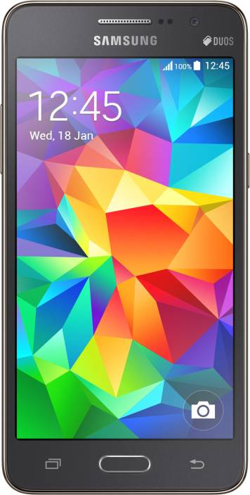 Samsung Grand Prime (Grey, 8 GB)
