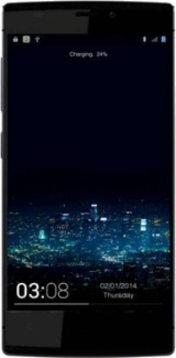 Gionee Elife S5.5 (Black, 16 GB)