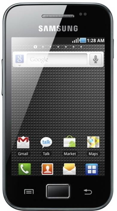 Samsung Galaxy Ace (Onyx Black, 158 MB)
