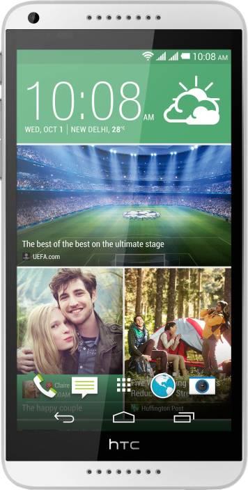 HTC Desire 816G Dual Sim (White, 8 GB)