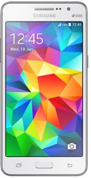 Samsung Grand Prime (White, 8 GB)