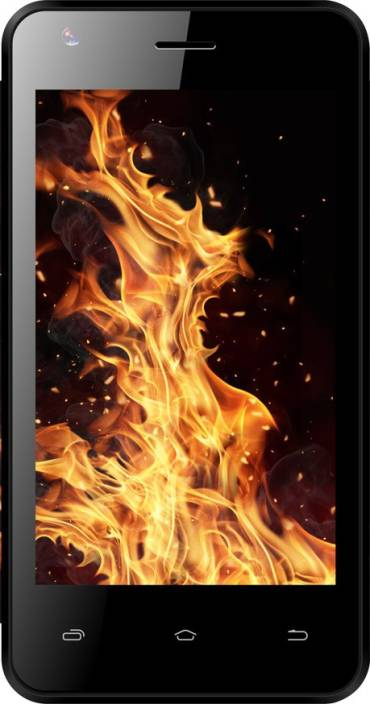 LYF Flame 2 (Black, 8 GB)