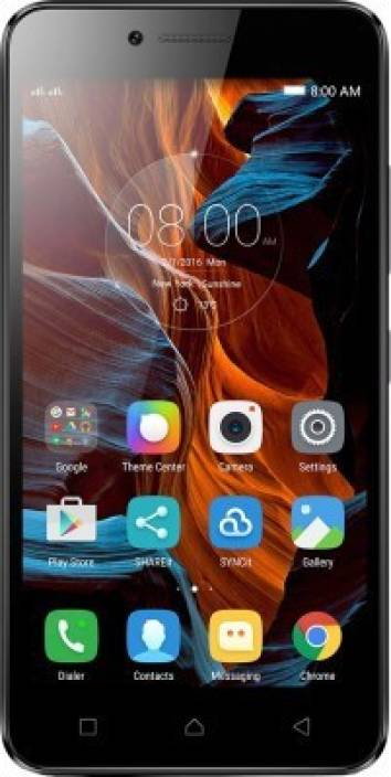Lenovo Vibe K5 Plus (Dark Grey, 16 GB)