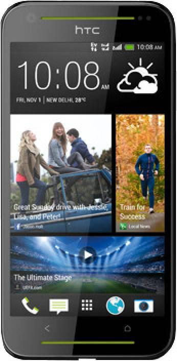 HTC Desire 700 Dual Sim (Black, 8 GB)