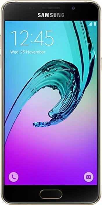 Samsung Galaxy A5 2016 Edition (Gold, 16 GB)