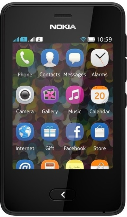 for homescreen for nokia asha 501