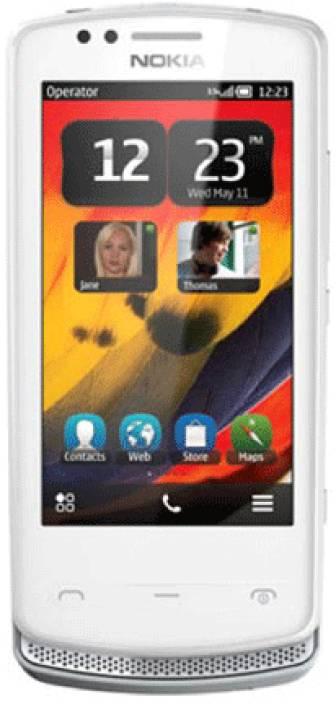 Nokia 700 (White Silver, 2 GB)