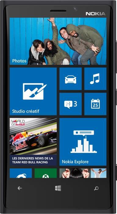 Nokia Lumia 920 (Black, 32 GB)