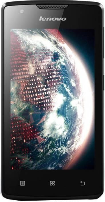 Lenovo A1000 (Black, 8 GB)
