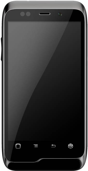 Micromax Superfone A85 (Black, 8 GB)