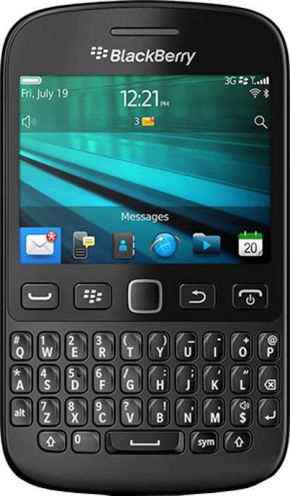 Blackberry 9720 (Black, 512 MB)