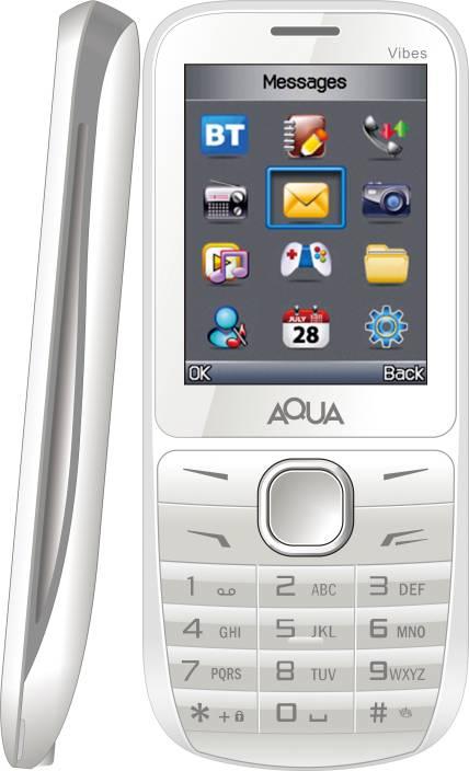 0b93cef40ac Aqua Vibes - Dual SIM Basic Mobile Phone ( 32 GB ROM