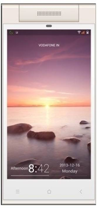 Gionee Elife E7 Mini (White, 16 GB)
