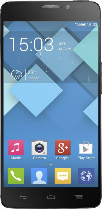 Alcatel Onetouch Idol X 6040D (Slate, 16 GB)