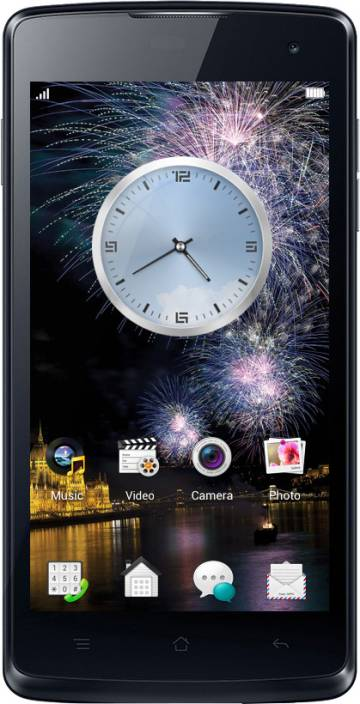 OPPO Yoyo R2001 (Black, 4 GB)