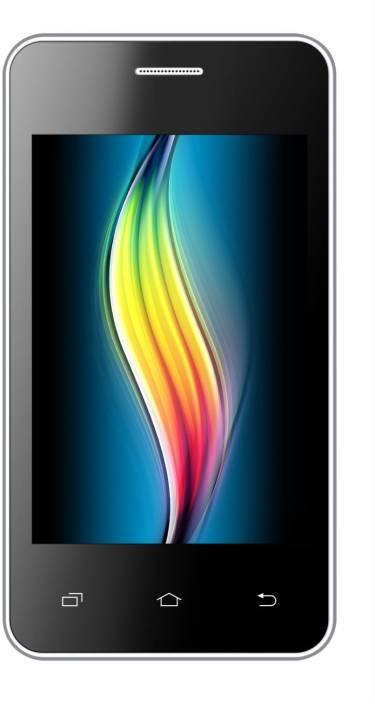 Karbonn A50s (Black, 2 GB)
