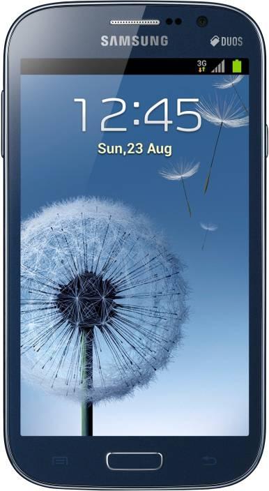 Samsung Galaxy Grand I9082 (Metallic Blue, 8 GB)