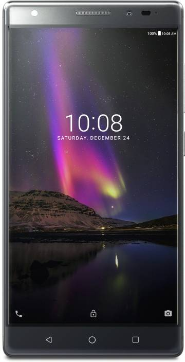 Lenovo Phab 2 Plus (Gunmetal Grey, 32 GB)
