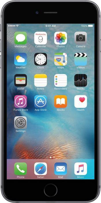 e366d23fb8 Apple iPhone 6s Plus ( 16 GB ROM, GB RAM ) Online at Best Price On  Flipkart.com
