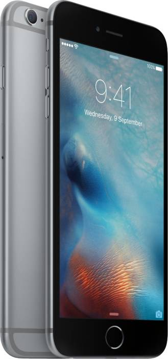 Apple iPhone 6s Plus (Space Grey, 64 GB)
