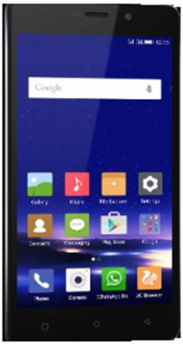 Gionee Marathon (Grey, 16 GB)