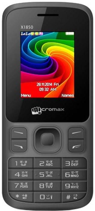 Micromax Joy X1850