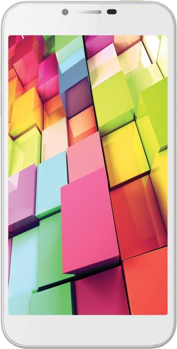 Intex Cloud 4G Star (White, 16 GB)
