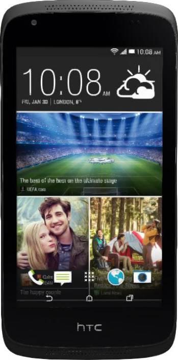 HTC Desire 326G DS (Black Onyx, 8 GB)