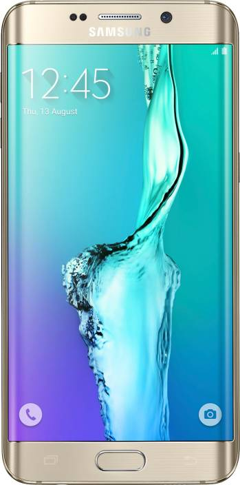 Samsung Galaxy S6 Edge+ (Gold Platinum, 32 GB)