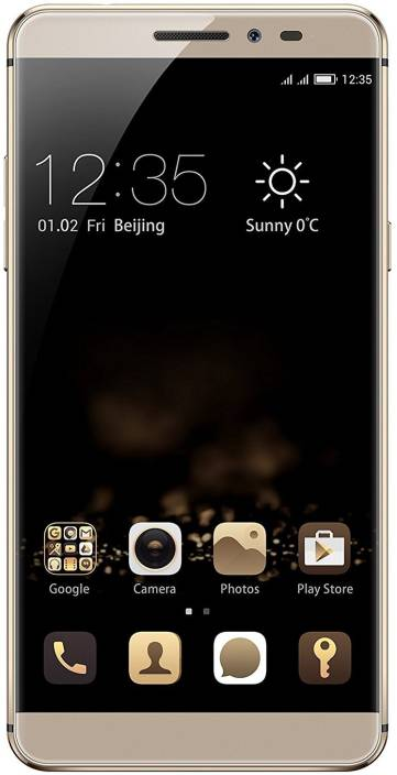 Coolpad A 8 (Royal Gold, 64 GB)
