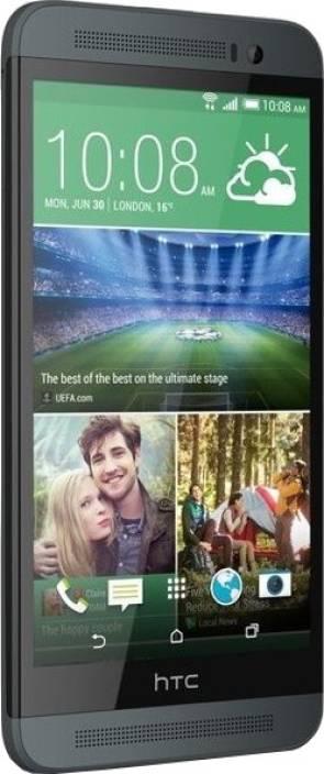 HTC One E8 Dual Sim (Dark Grey, 16 GB)