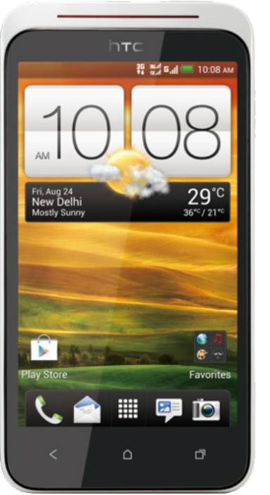 HTC Desire VC (White, 4 GB)