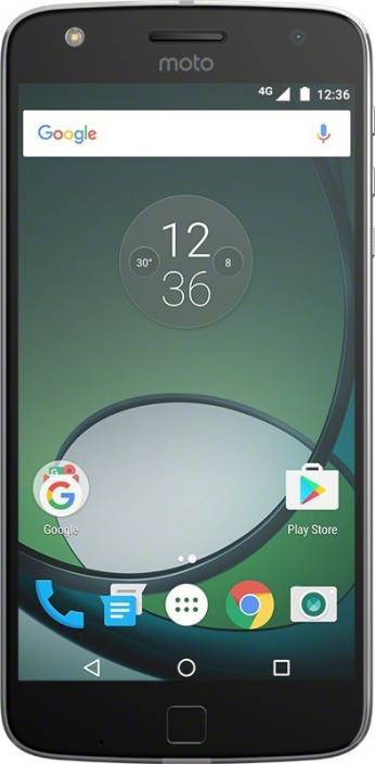 Moto Z Play with Style Mod (Black, 32 GB)
