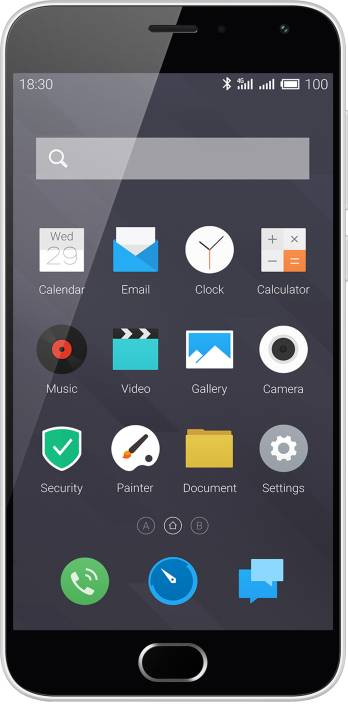 Meizu M2 (White, 16 GB)