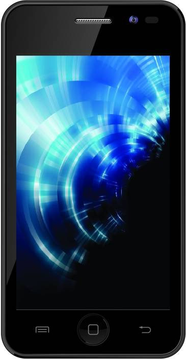 Karbonn A12 star (Black and Silver, 4 GB)