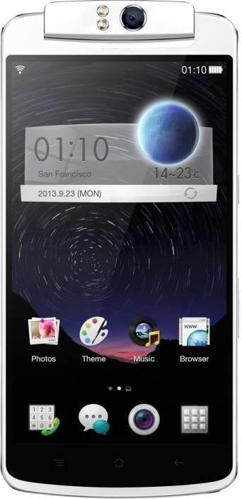 OPPO N1 (White, 16 GB)