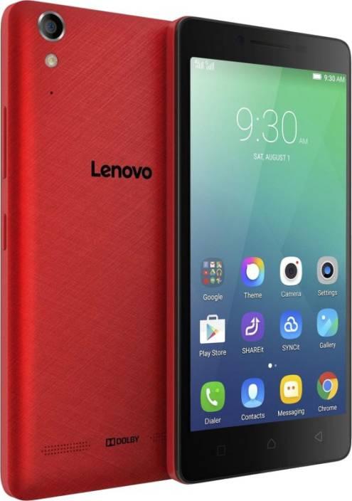 Lenovo A6000 Shot (Red, 16 GB)