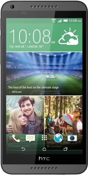 HTC Desire 816 (Dark Grey, 8 GB)