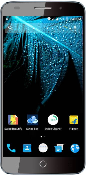 Swipe Elite Plus (MidnightBlue,Blue, 16 GB)