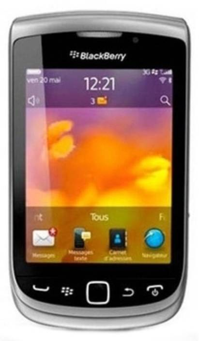 Blackberry Torch 9810 (Zinc Grey, 8 GB)