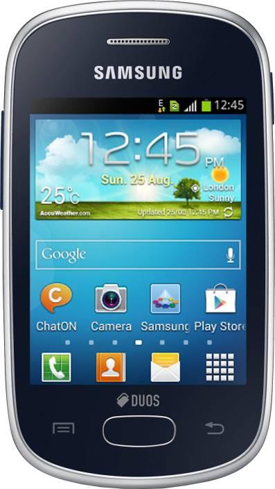 Samsung Galaxy Star (Noble Black, 4 GB)
