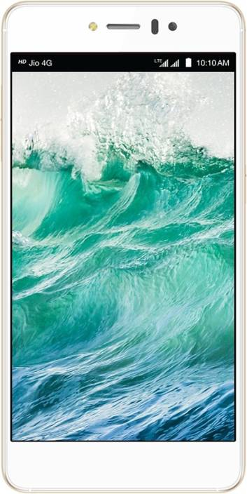 LYF Water 8 (White, 16 GB)