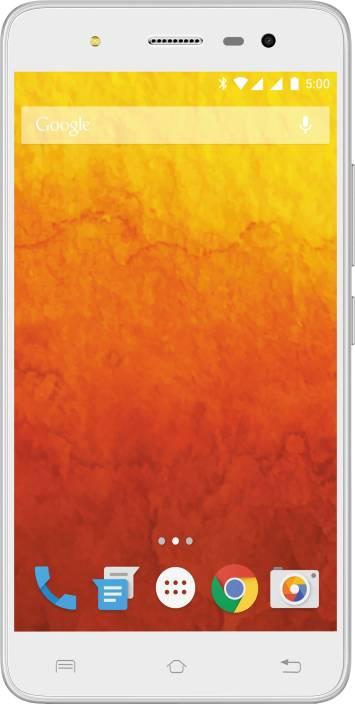 Lava Iris X1 Selfie (Icy White, 8 GB)
