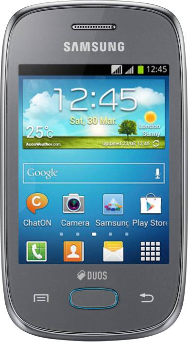 Samsung Galaxy Pocket Neo (Metallic Silver, 4 GB)