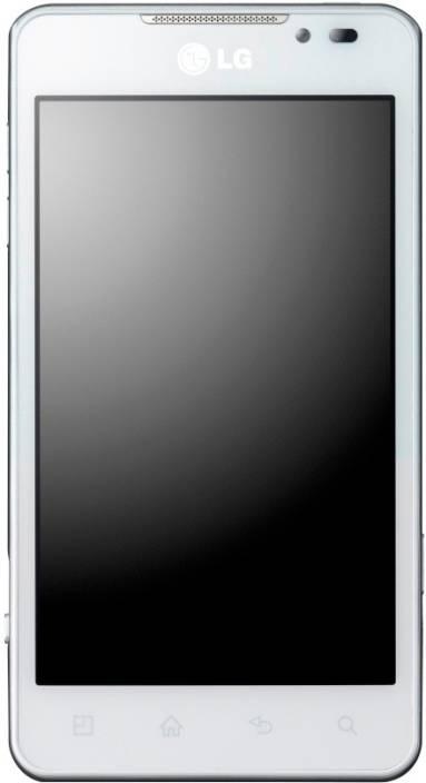 LG Optimus 3D Max P725 (White, 8 GB)